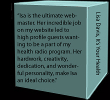 lisa davis quote about media architects